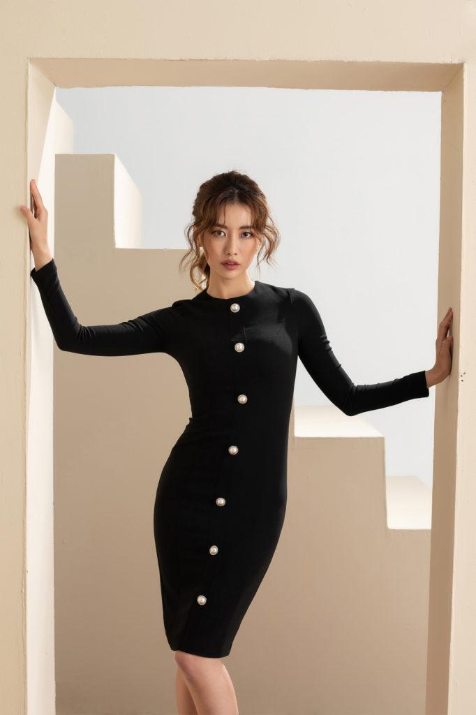 đầm đen đẹp Little Black Dress 1
