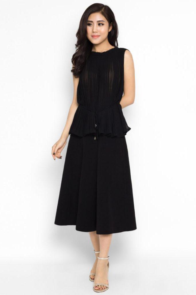 đầm đen đẹp Little Black Dress 2