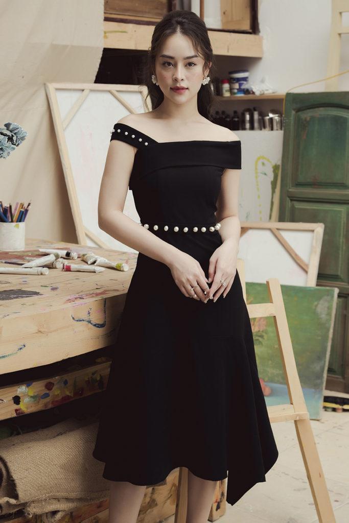 đầm đen đẹp Little Black Dress 7
