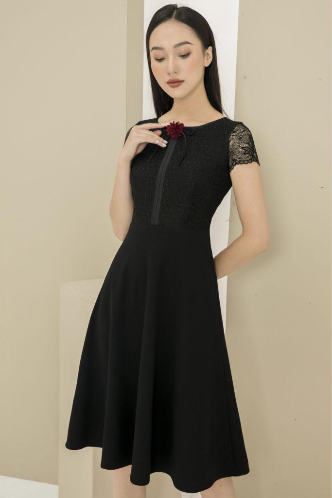 đầm đen đẹp Little Black Dress 9