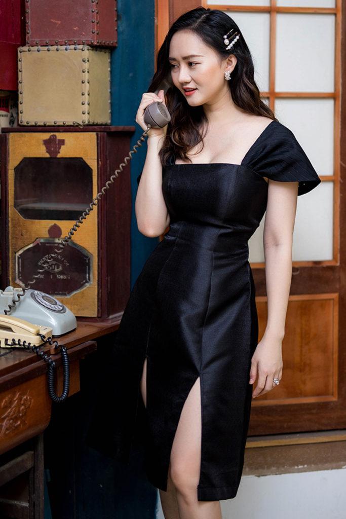đầm đen đẹp Little Black Dress 10