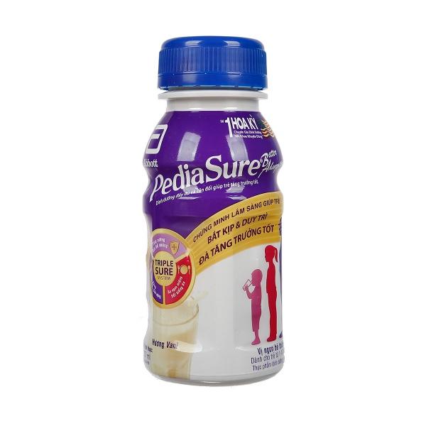 Tổng hợp 10 loại sữa bột pha sẵn cho bé được tin dùng nhất