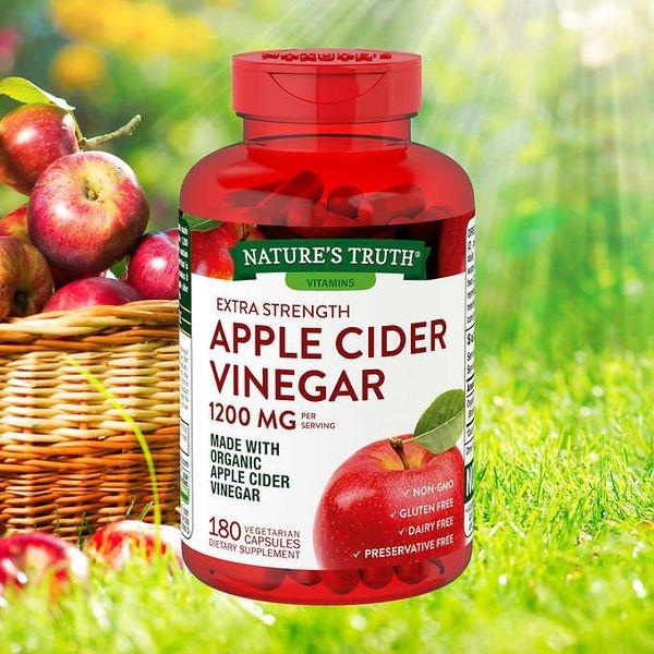 Tổng hợp 12 loại giấm táo tốt được ưa chuộng nhất hiện nay