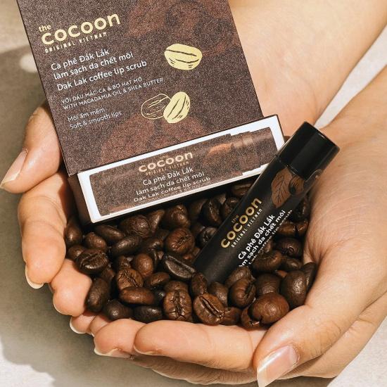 sản phẩm Tẩy tế bào chết cho môi Cocoon