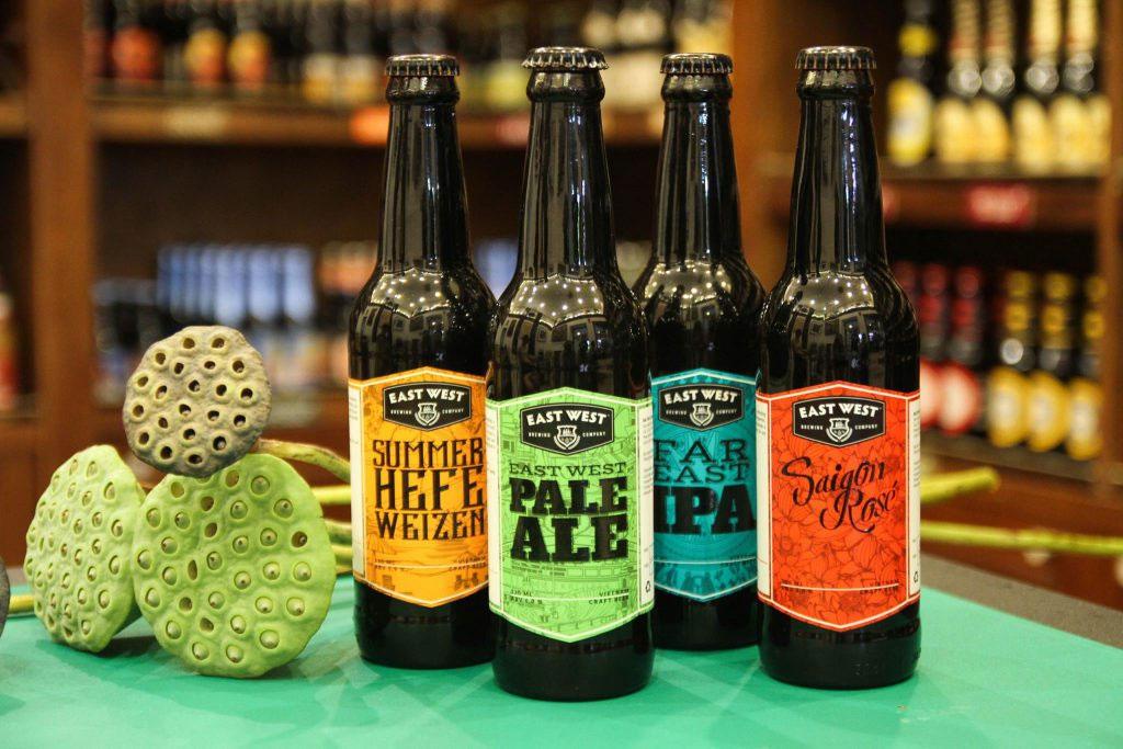 Các loại bia Craft phổ biến