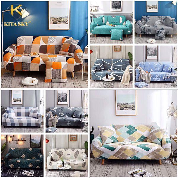 Tấm bọc ghế sofa là phương án thú vị mới nổi trong 2 năm gần đây giúp khách hàng tân trang bộ ghế sofa nhanh nhất