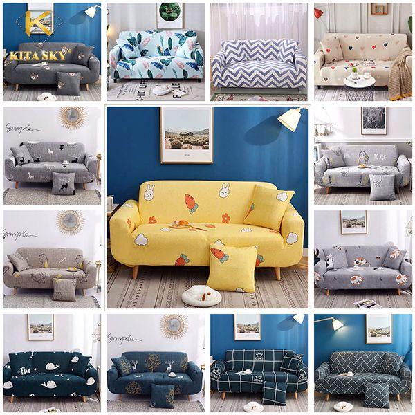 Bọc bảo vệ sofa tránh khỏi nhiều vết bẩn tiếp xúc trực tiếp, giúp bộ ghế mới đẹp lâu hơn