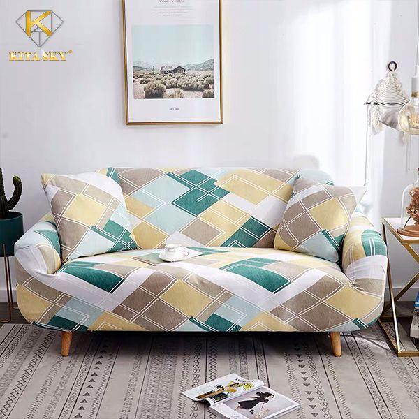 Áo trùm ghế sofa