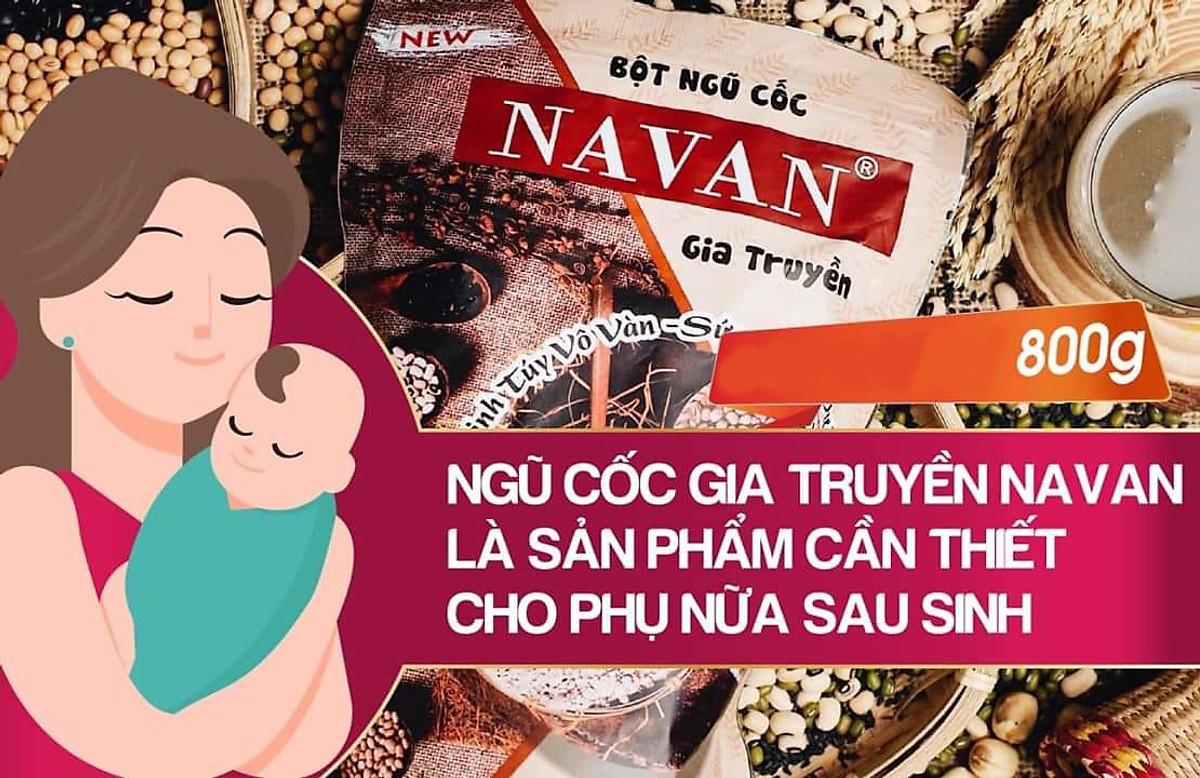 ngũ cốc Navan