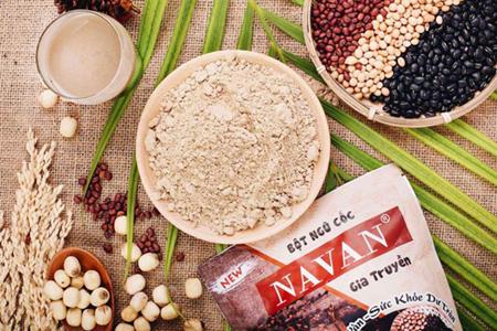 Ngũ cốc Navan của công ty nào?