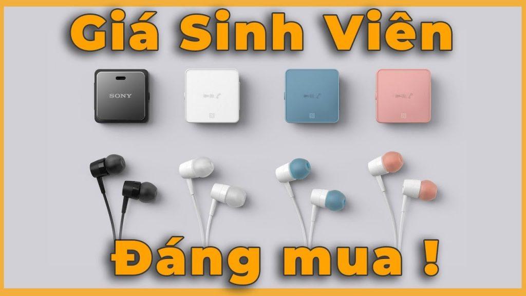 Tai nghe không dây bluetooth Sony SBH24